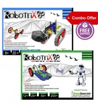 Robotrix Junior + Robotrix Senior Kit (Combo Kit)