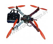 Quadcopter Complete Kit (Ready To Fly)