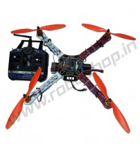 3 Idiots Quadcopter