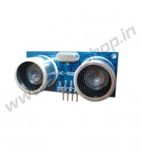 Ultrasonic Sensor 4-Pin
