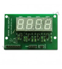 Seven Segment Display Shield