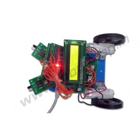LCD Display Robot