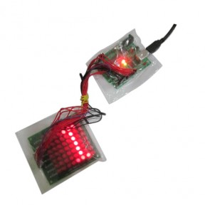 LED Matrix Sign Board Display