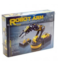 Robotic ARM with Remote Controlled