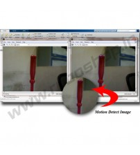 Motion Sensing using MATLAB & Image Processing