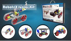 TEAM ROBOSHOP (PROUDLY) PRESENTS ROBOTIRX JUNIOR KIT with FREE BOX!!!