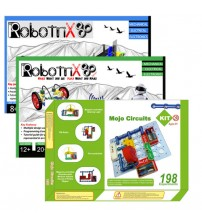 Robotrix Junior, Robotrix Senior & Mojo Circuit Kit