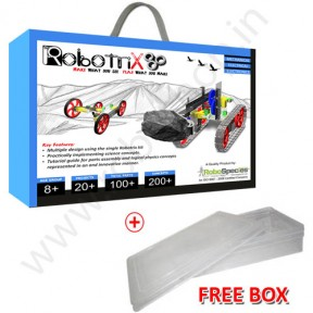 RobotriX Junior Kit with FREE BOX
