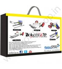 RobotriX Kids | Mechnical DIY Kit for Age group 5+ in India