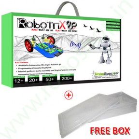 RobotriX Senior Kit with FREE BOX