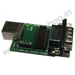 RS232 to USB Board