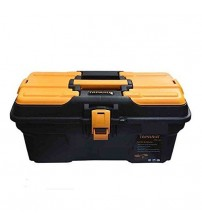 Plastic Tool Box with Organizer