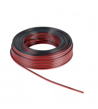 Hook up Wires 100 mtr each red and Black