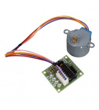 Stepper Motor with Driver Board ULN2003