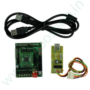 ARM LPC-2148, Programmer & Data Cable