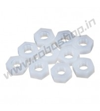 Nylon Nut (10pcs)