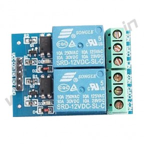 2 Channel 6V Relay Board