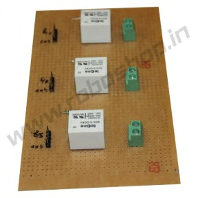 3 Channel 6V Relay Board