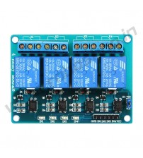 4 Channel 6V Relay Board