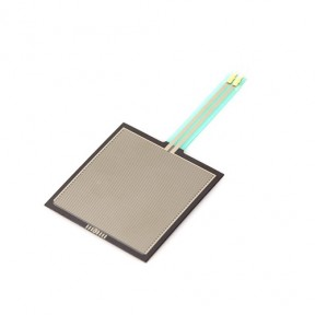 Force Sensor Resistor Square 38.1mm - Pressure Sensor