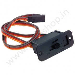Servo Switch Harness 12""