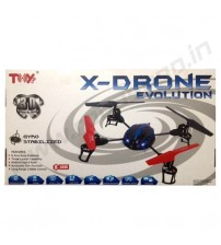 Quadcopter X Drone Evolution