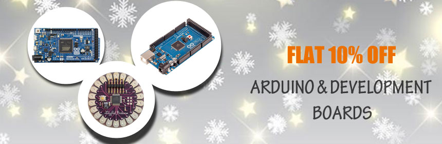 Arduino & Development Board Zone