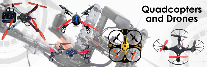 Quadcopter Complete Set